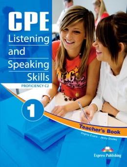 CPE NEW ED. LISTENING & SPEAKING SKILLS 1 TEACHER'S BOOK