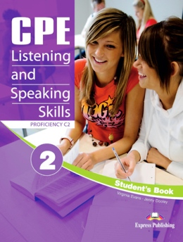 CPE NEW ED. LISTENING & SPEAKING SKILLS 2 STUDENT'S BOOK