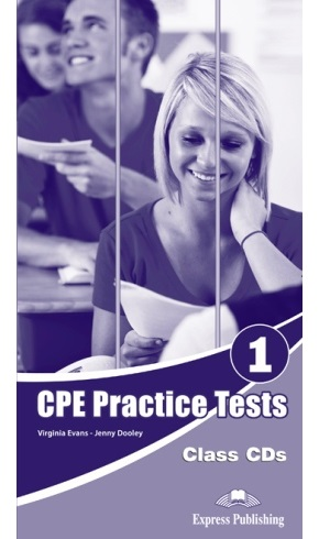CPE NEW ED. PRACTICE TESTS 1 CLASS CDs (SET 6 CD)
