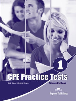 CPE NEW ED. PRACTICE TESTS 1 STUDENT'S BOOK WITH DIGIBOOK APP