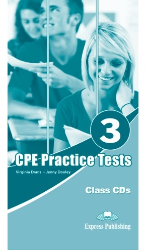 CPE NEW ED. PRACTICE TESTS 3 CLASS CDs (SET 6 CD)