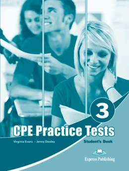 CPE NEW ED. PRACTICE TESTS 3 STUDENT'S BOOK