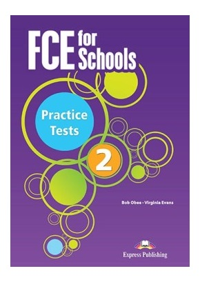 FCE FOR SCHOOLS PRACTICE TESTS 2 CLASS CDs (4) (REVISED 2015)