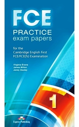 FCE PRACTICE EXAM PAPERS 1 AUDIO CDs (SET 10 CD) (REVISED 2015)