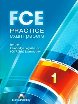 FCE PRACTICE EXAM PAPERS 1 STUDENT'S BOOK WITH DIGIBOOK (R.2015)
