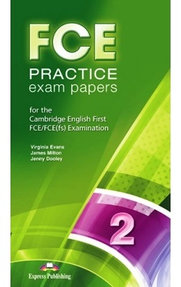 FCE PRACTICE EXAM PAPERS 2 AUDIO CDs (SET 12 CD) (REVISED 2015)