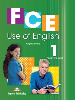 FCE USE OF ENGLISH 1 STUDENT'S BOOK (REVISED 2015)