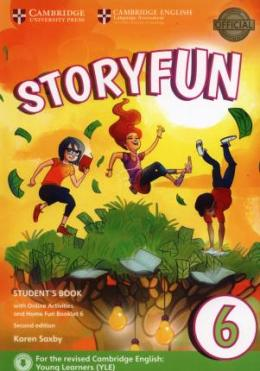 STORYFUN FOR FLYERS 2ND EDITION 6 STUDENT'S BOOK PACK