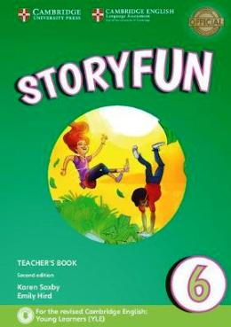 STORYFUN FOR FLYERS 2ND EDITION 6 TEACHER'S BOOK PACK