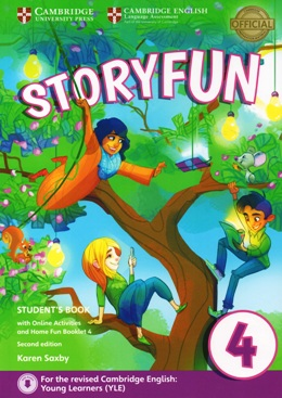 STORYFUN FOR MOVERS 2ND EDITION 4 STUDENT'S BOOK PACK