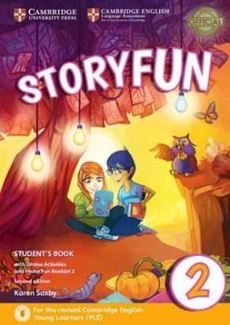 STORYFUN FOR STARTERS 2ND EDITION 2 STUDENT'S BOOK PACK