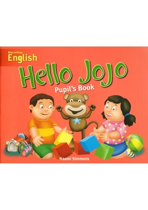 HELLO JOJO PUPIL'S BOOK