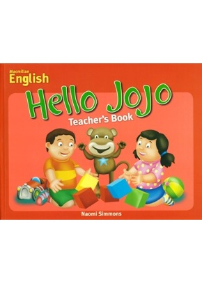 HELLO JOJO TEACHER'S BOOK