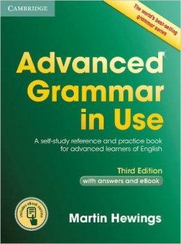 ADVANCED GRAMMAR IN USE 3RD EDITION WITH ANSWERS AND EBOOK
