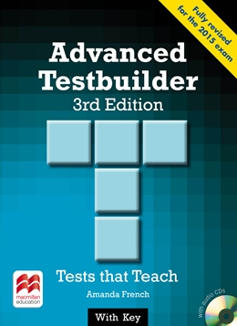 ADVANCED TESTBUILDER 3RD. EDITION WITH KEY & AUDIO CD