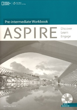 ASPIRE PRE-INTERMEDIATE WORKBOOK WITH AUDIO CD