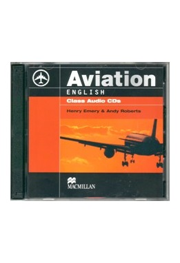 AVIATION ENGLISH CLASS AUDIO CD (SET 2 CD)