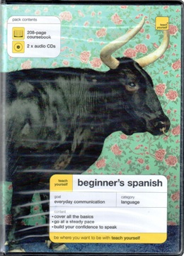 TEACH YOURSELF BEGINNER'S SPANISH COURSEBOOK WITH AUDIO CDs