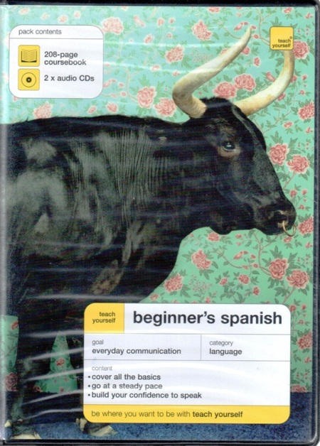 TEACH YOURSELF BEGINNER'S SPANISH PACK
