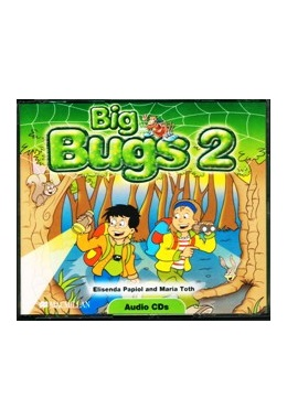 BIG BUGS 2 AUDIO CD (SET 3 CD)