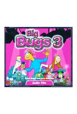 BIG BUGS 3 AUDIO CD (SET 3 CD)