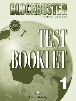 BLOCKBUSTER 1 TEST BOOKLET