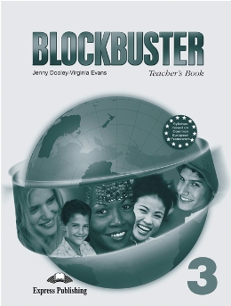 BLOCKBUSTER 3 TEACHER'S BOOK WITH POSTER