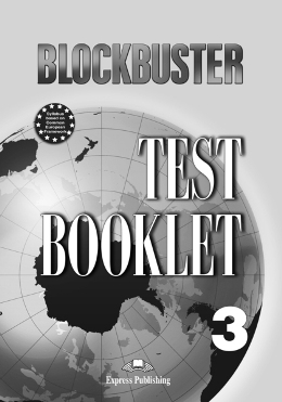 BLOCKBUSTER 3 TEST BOOKLET