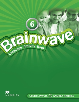 BRAINWAVE 6 LANGUAGE ACTIVITY BOOK