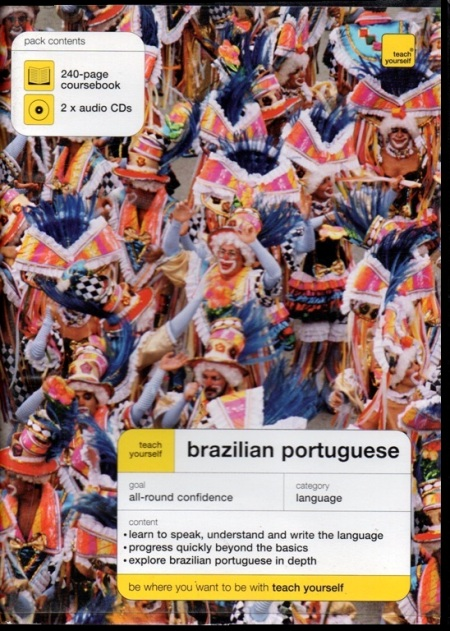 TEACH YOURSELF BRAZILIAN PORTUGUESE PACK