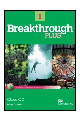 BREAKTHROUGH PLUS 1 CLASS AUDIO CD