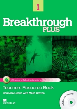 BREAKTHROUGH PLUS 1 TEACHER'S RESOURCE BOOK PACK