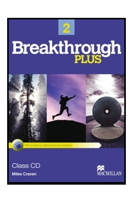 BREAKTHROUGH PLUS 2 CLASS AUDIO CD