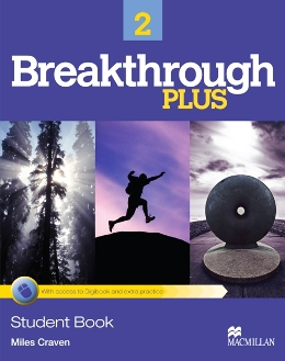 BREAKTHROUGH PLUS 2 STUDENT'S BOOK PACK