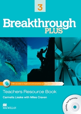 BREAKTHROUGH PLUS 3 TEACHER'S RESOURCE BOOK PACK