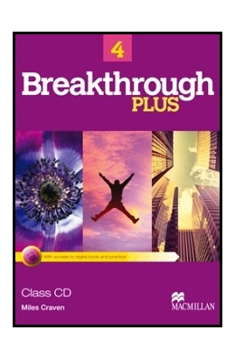 BREAKTHROUGH PLUS 4 CLASS AUDIO CD