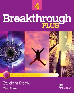 BREAKTHROUGH PLUS 4 STUDENT'S BOOK PACK