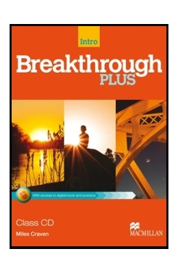 BREAKTHROUGH PLUS INTRO CLASS AUDIO CD