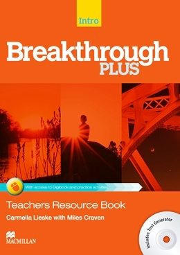 BREAKTHROUGH PLUS INTRO TEACHER'S RESOURCE BOOK PACK