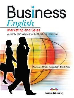 BUSINESS ENGLISH MARKETING AND SALES STUDENT'S BOOK