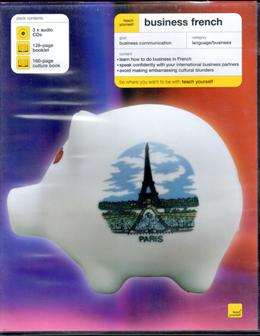TEACH YOURSELF BUSINESS FRENCH WITH AUDIO CDs