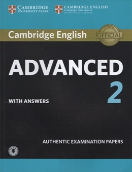CERTIFICATE IN ADVANCED ENGLISH 2 SELF-STUDY PACK (REVISED 2015)