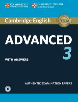 CERTIFICATE IN ADVANCED ENGLISH 3 SELF-STUDY PACK (REVISED 2015)