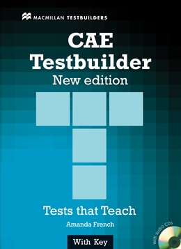 CAE TESTBUILDER 2ND EDITION WITH KEY & AUDIO CD