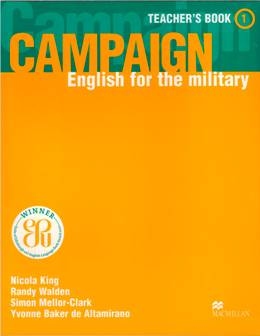 CAMPAIGN ENGLISH FOR THE MILITARY 1 TEACHER'S BOOK