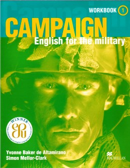 CAMPAIGN ENGLISH FOR THE MILITARY 1 WORKBOOK WITH AUDIO CD