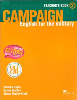 CAMPAIGN ENGLISH FOR THE MILITARY 2 TEACHER'S BOOK