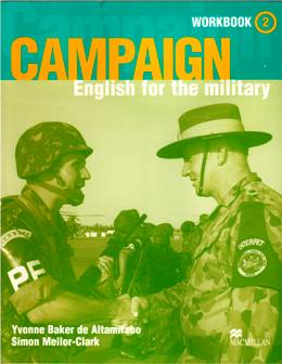 CAMPAIGN ENGLISH FOR THE MILITARY 2 WORKBOOK WITH AUDIO CD