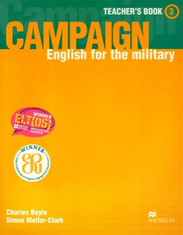 CAMPAIGN ENGLISH FOR THE MILITARY 3 TEACHER'S BOOK