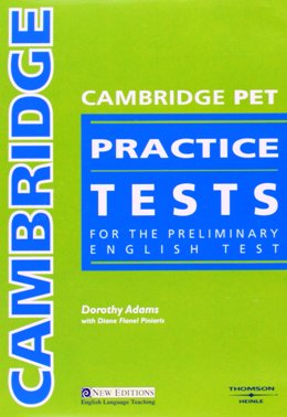 CAMBRIDGE PET PRACTICE TESTS PACK